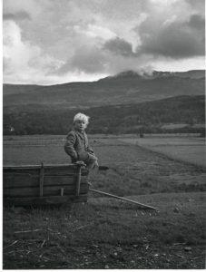 Welsh boy, 1940's